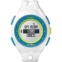 Timex Run X 20 Montre GPS Édition limitée Blanc