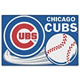 """MLB Chicago Cubs Tufted Rug, 20"""" x 30"""""""