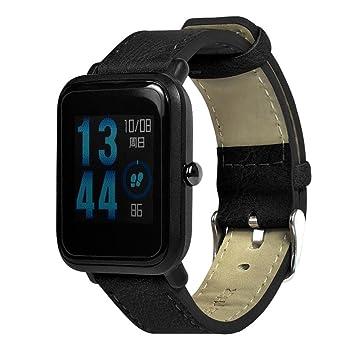 Para Xiaomi huami amazfit bip jóvenes reloj Retro de repuesto ...