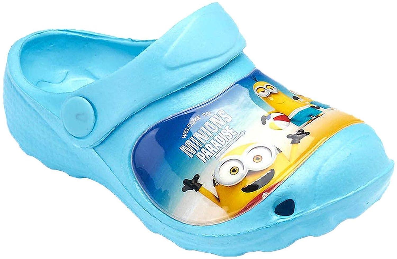 Minions Despicable Me Garç on Sandales - turquoise