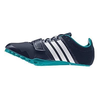 save off 7a693 3bc23 adidas Adizero Accelerator Running Shoe, Collegiate NavyWhiteGreen, 9.5 M  US