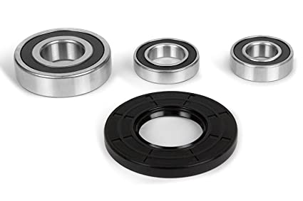 Noa Store GE Front Load Bearing & Seal Kit W10253856, W10253866 on