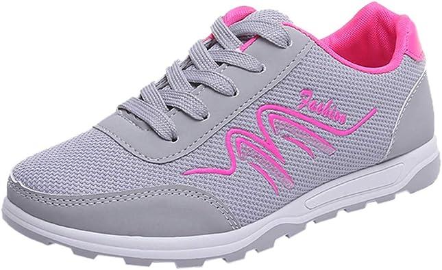 Calzado Deportivo para Mujer,Zapatillas Running Mujer Zapatos ...