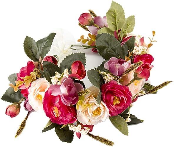 Festivals d/'été Couleur Fleur Bandeau