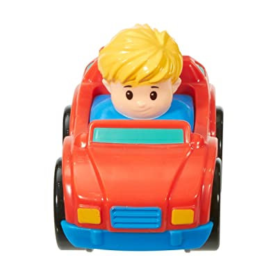 Fisher-Price Little People Wheelies SUV Vehicle: Toys & Games