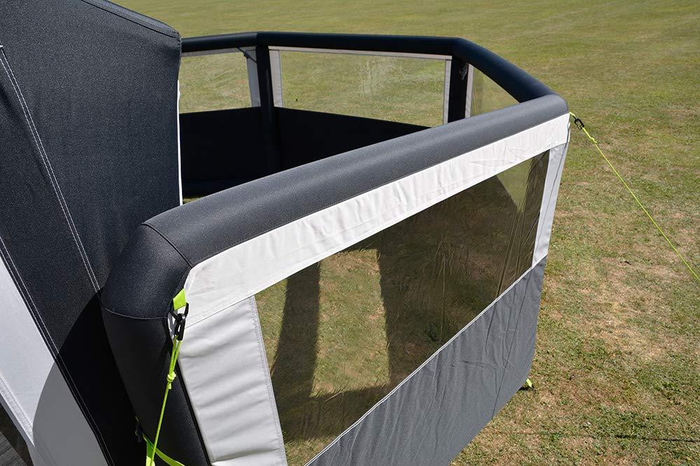 Kampa AIR break pro 3 panel camping caravan inflatable windbreak WB0004 2018