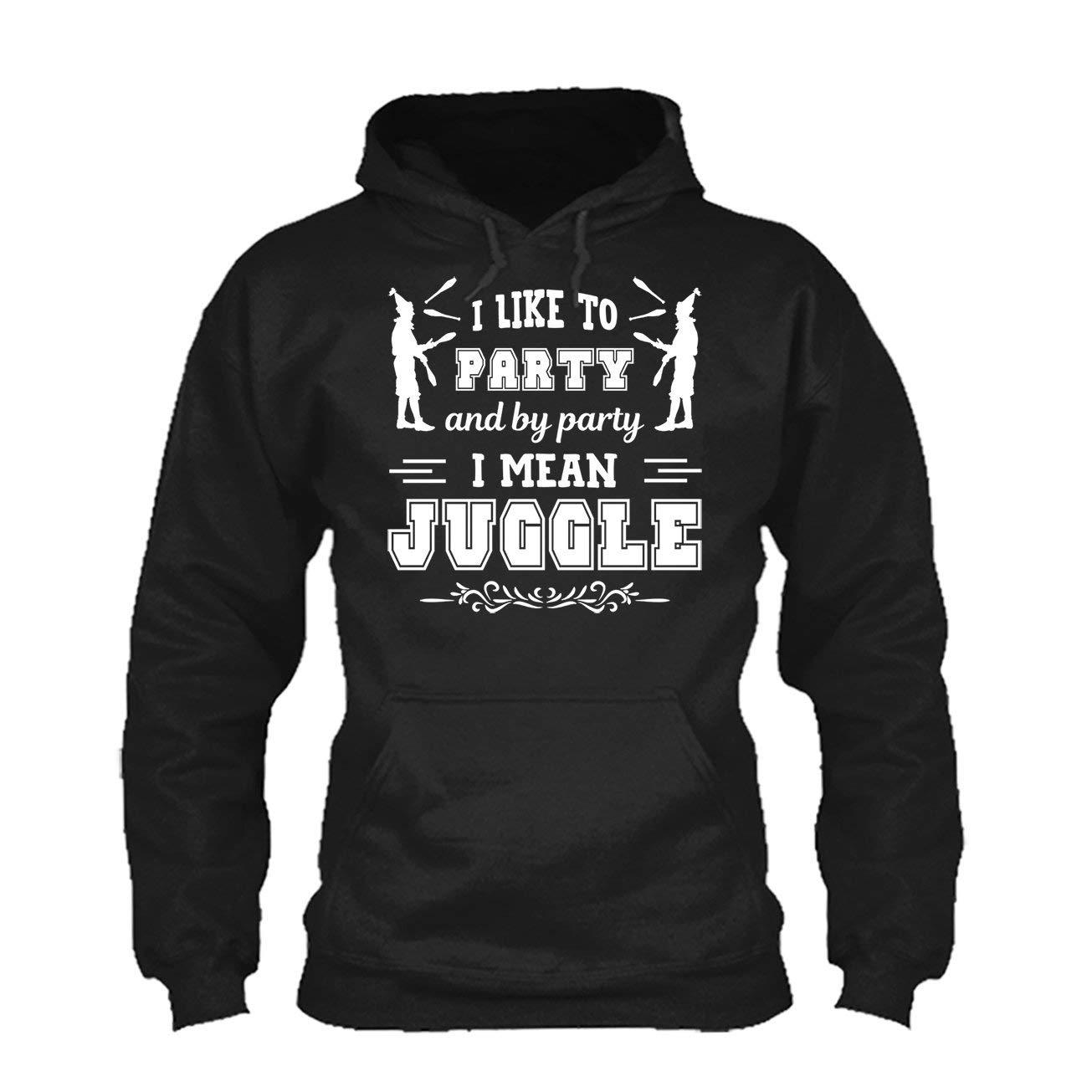 LightRed Cool I Mean Juggling Tshirt Sweatshirt Design