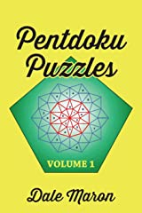 Pentdoku Puzzles Volume 1 Paperback