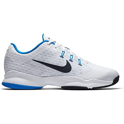Nike 845007-140, Zapatillas de Tenis para Hombre, (White/Obsidian-Photo Blue), 48.5 EU: Amazon.es: Zapatos y complementos
