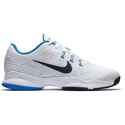 Nike 845007-140, Zapatillas de Tenis para Hombre, (White/Obsidian-Photo Blue), 48.5 EU: Amazon.es: Zapatos y complementos
