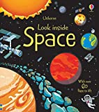 img - for Space (Look Inside) - UK English book / textbook / text book
