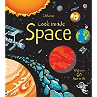 Look Inside: Space (Look Inside) (Look Inside Board Books)