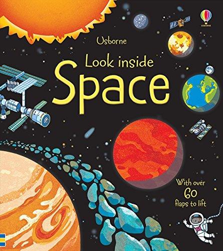 Space (Look Inside Board Books)