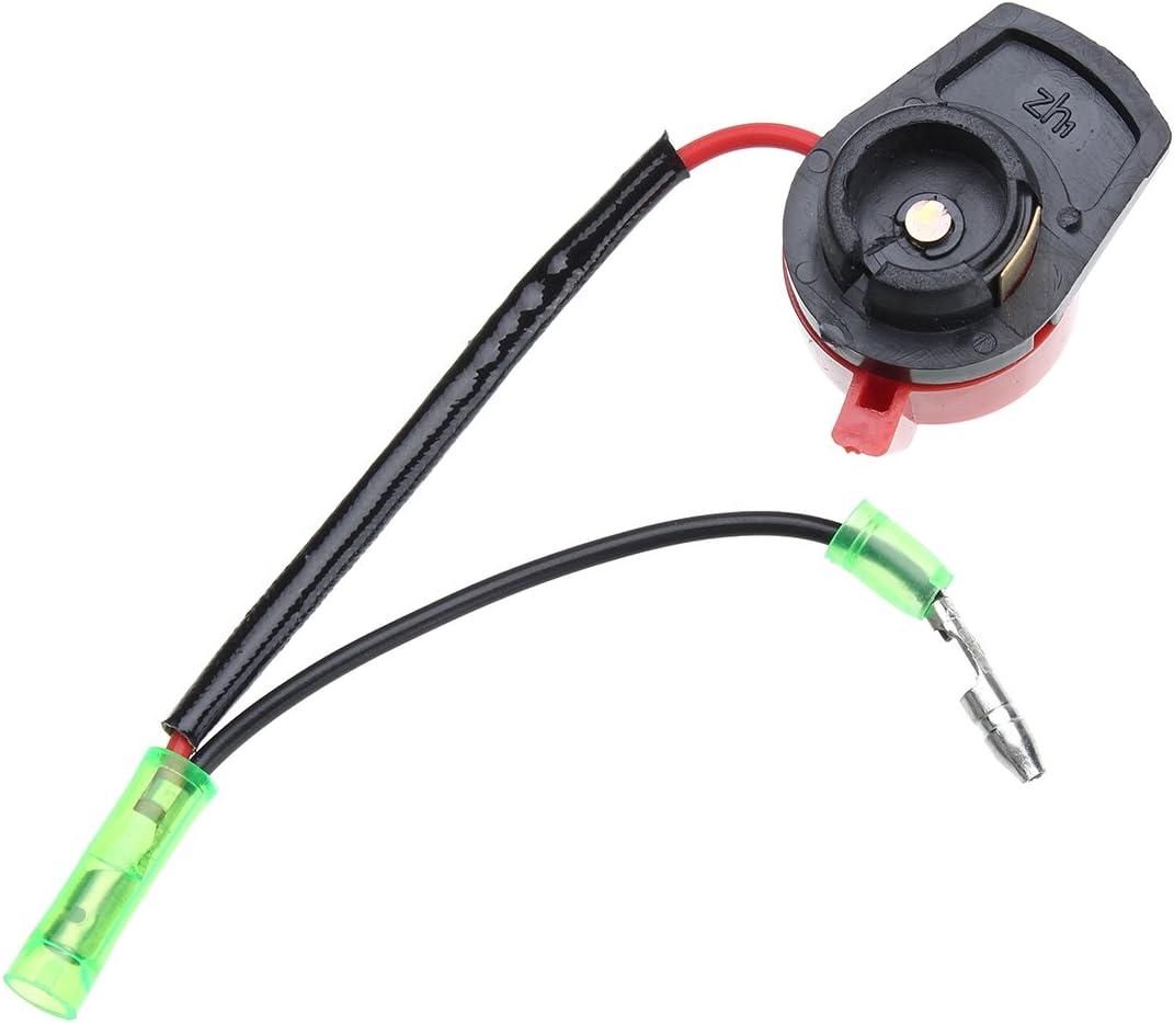Alamor Interruptor de parada del motor encendido-apagado para Honda GX110 GX120 GX160 GX200 GX240 GX270 GX340