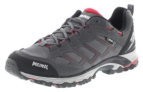 Anthrazit Schuhe 44 31 Gtx Caribe 3825 Eu 5 Hiking Meindl Rot Herren Pwnk0O8