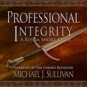 FREE: Professional Integrity (A Riyria Chronicles Tale) Audiobook