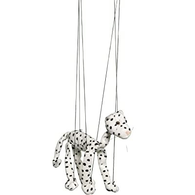 Big Cats (Snow Leopard) Small Marionette by Sunny Puppets: Toys & Games