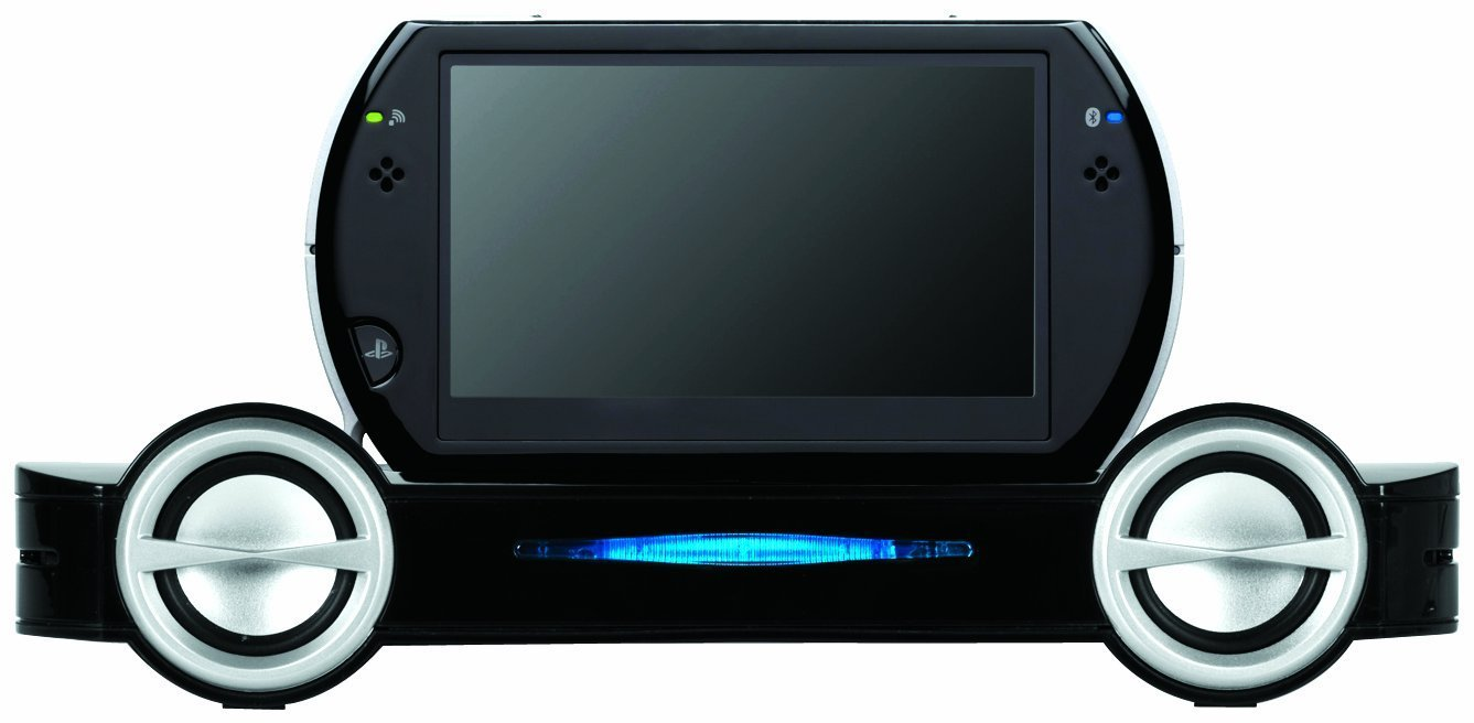 PSP / Go Speaker Dock by CTA Digital