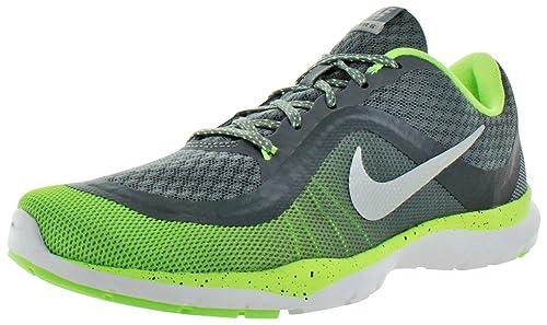 03bf85c2f10f Nike Flex Trainer 6 Women s Running Training Shoes Gray Size 8. 5 ...