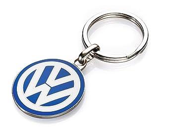 Volkswagen Llavero Original Logo Aprox. 30 mm esmaltado