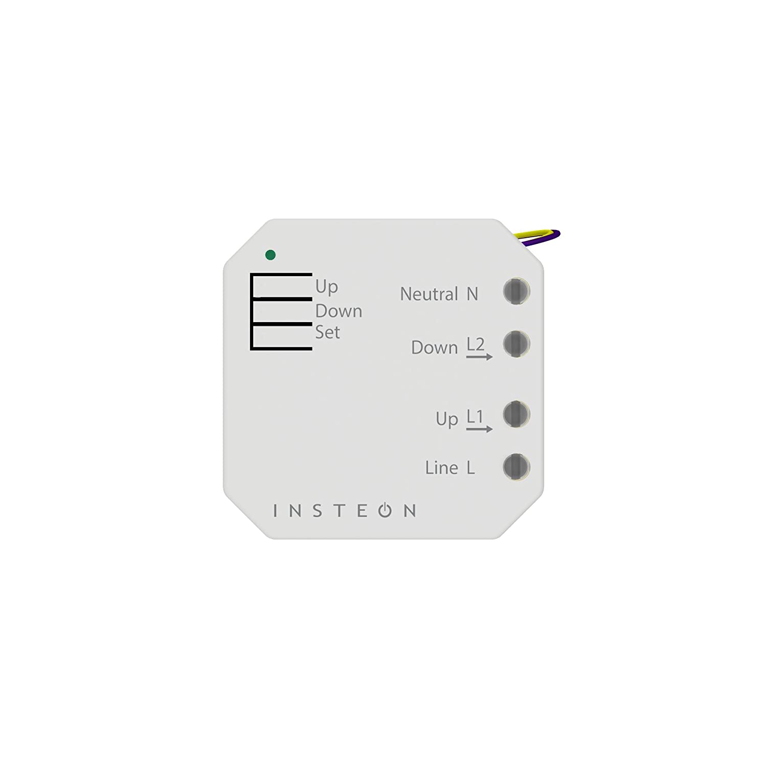 Insteon 2443 222 Micro On Off Module Switch Light Outlet Bo Wiring Likewise How To Wire An