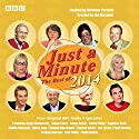 Just a Minute: The Best of 2014 Radio/TV Program by  BBC Comedy Narrated by Nicholas Parsons, Paul Merton