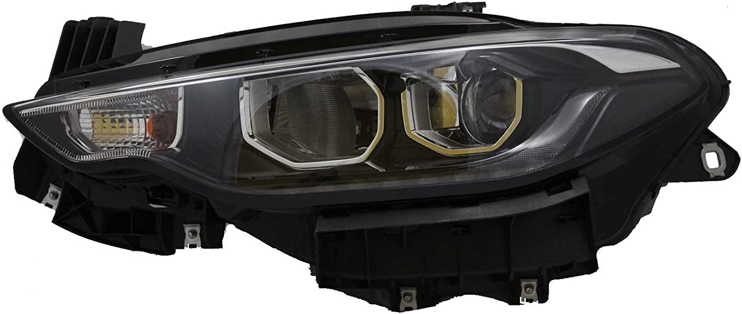 Lamp Driver Front Left Side Tipo (356) 16> H7-H7Daylight Driving LED lpp562