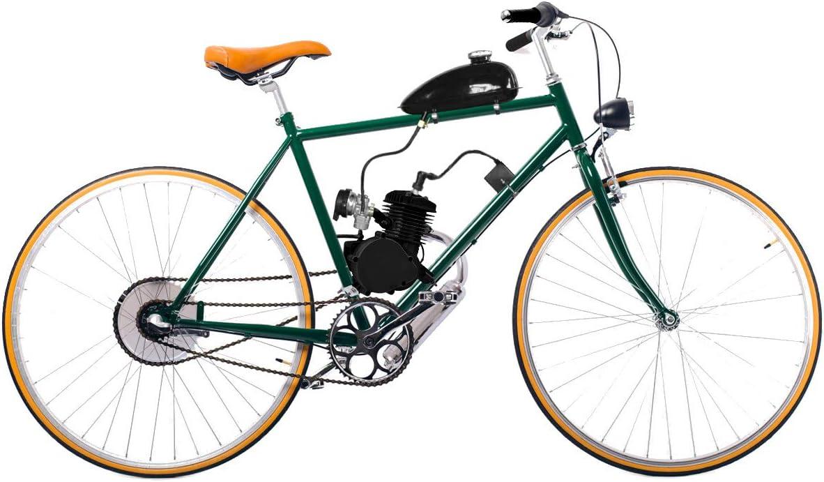 Cylinder Head Cover GASKET Compatible With 66cc 80cc 49cc 2 Srtoke Engine Motorized Bike su0