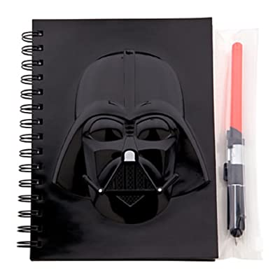 Disney Star Wars Darth Vader Journal & Pen Set: Office Products