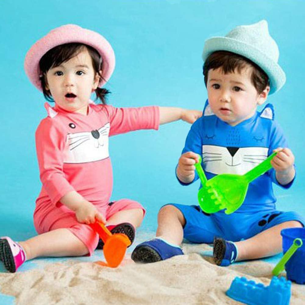 Bestsen Baby Toddler One Piece Zip Sunsuit UPF 50 Sun Protection Baby Swimsuit
