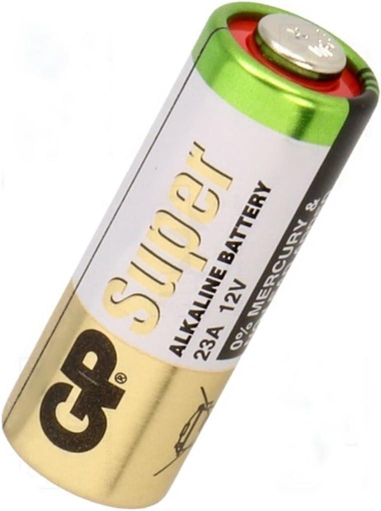 Batería GP Super 12V 23A P23GA 8lr932MN21V23GA diámetro Ø10