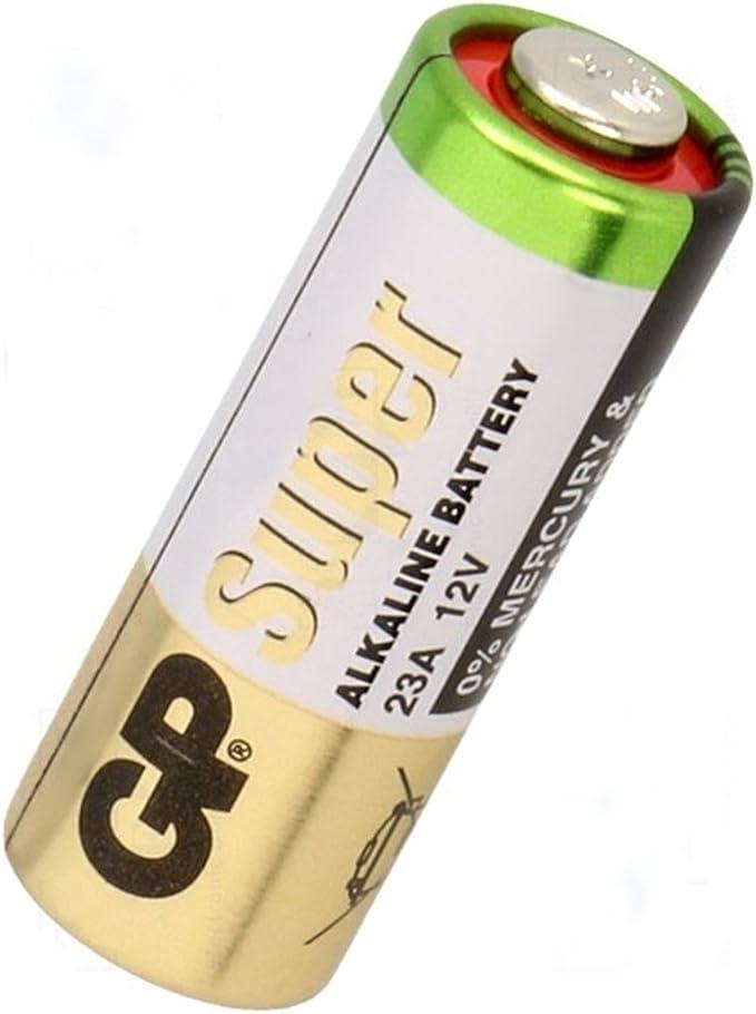 Batterie Gp Super 12 V 23 A P23ga 8lr932 Mn21 V23ga Elektronik
