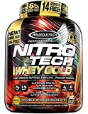 Muscletech Products - Nitro-Tech Performance Series 100% Whey Gold Double Rich Chocolate - 6 lbs.