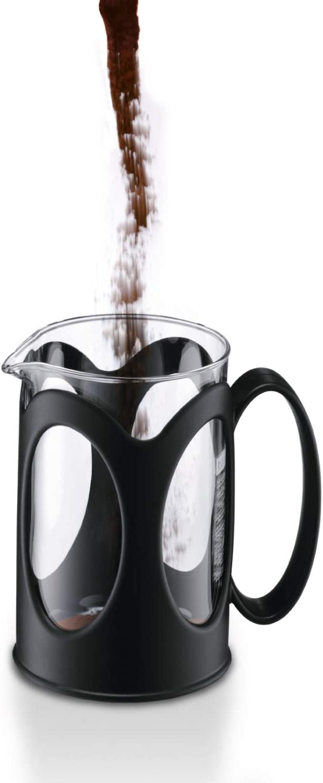 Noir Bodum Kenya 4 Tasse MacHine à Café 0.5 L//17 oz environ 481.93 g