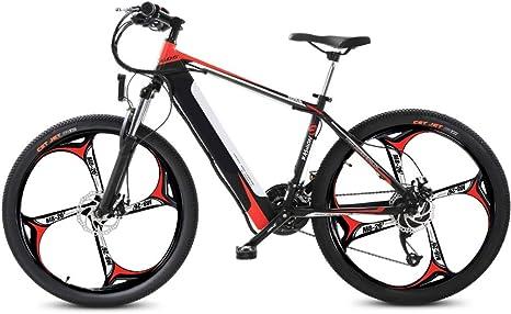X Bicicleta de montaña eléctrica Bicicleta Batería de Litio ...