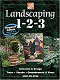 Landscaping 1-2-3, Jo Kellum, 0696211602
