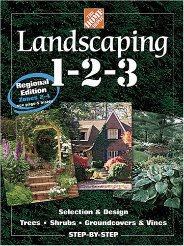 Cheap  Landscaping 1-2-3: Regional Edition Zones 2-4