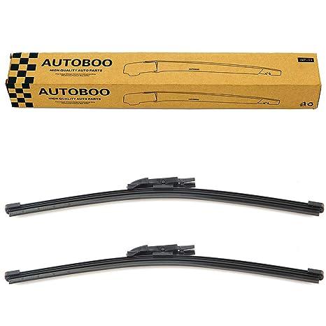 Amazon.com: AUTOBOO - Limpiaparabrisas trasero para Mini ...