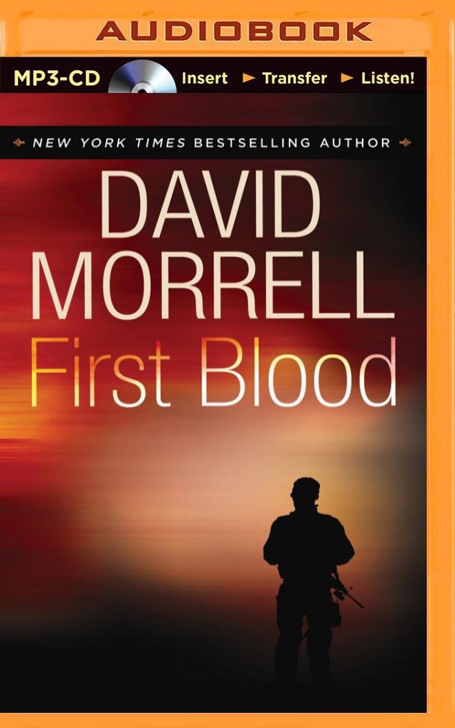 Download First Blood pdf epub