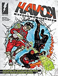 Havok Magazine - July 2016: Heroes vs. Villains