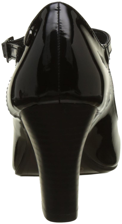 Initiale Damen Concerto T-Spangen Sandalen: Amazon.de: Schuhe & Handtaschen