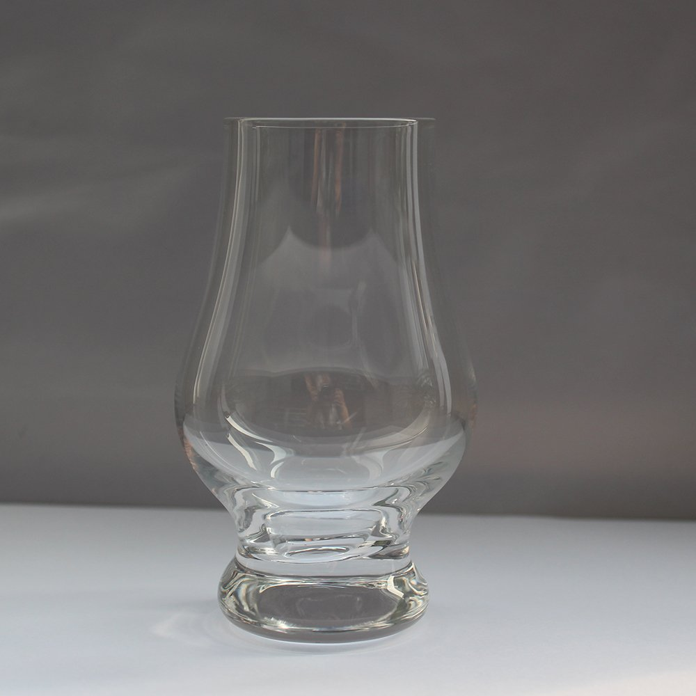 Malt Whiskey Glasses, Set of 4, Crystal Glass, Lead Free