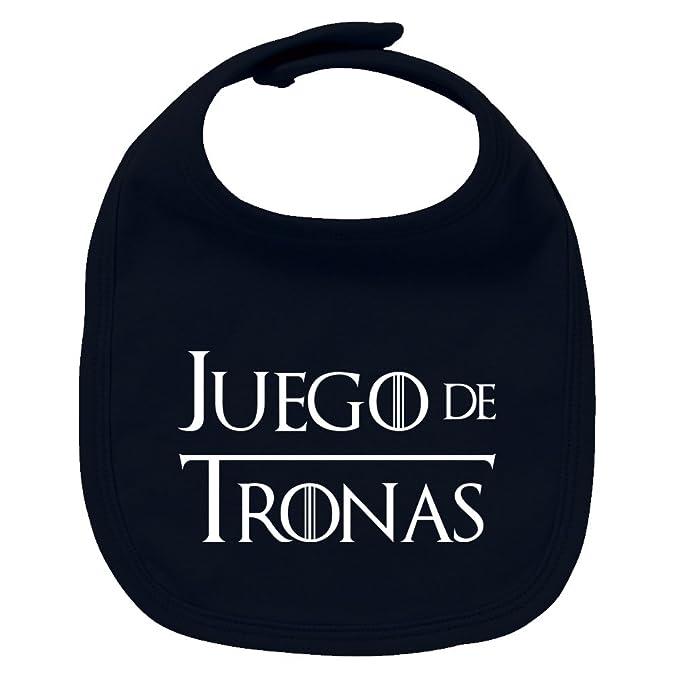 ClickInk Babero de bebé Juego de Tronas (Juego de tronos ...