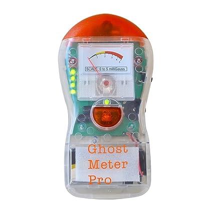 Tecnología las alternativas Corp. Fantasmas Medidor Pro Emf Sensor de 4 modos