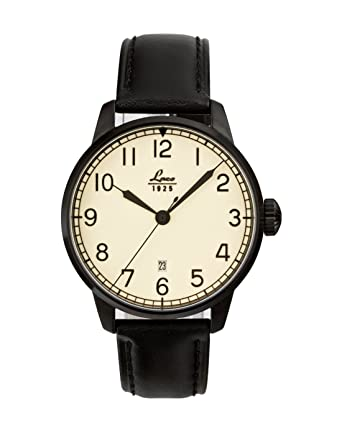 4df3c520136 Amazon.com  Laco Casablanca Mens Analog Automatic Watch with Leather ...