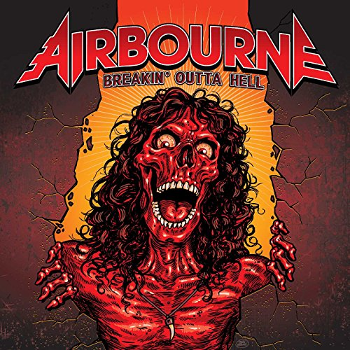 CD : Airbourne - Breakin' Outta Hell [Explicit Content] (CD)