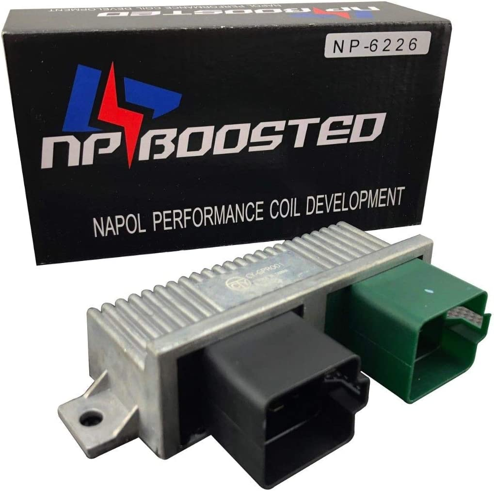 Diesel Glow Plug Control Module GPCM Super Duty Ford Powerstroke 6.0L 6.4L 7.3L