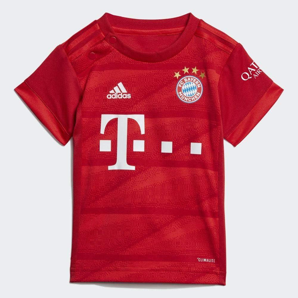 adidas 2019-2020 Bayern Munich Home Baby Kit