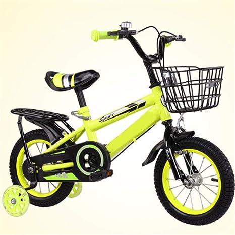 Zhangxiaowei Los niños de la Bici de la Bicicleta Niños Niñas 3-12 ...