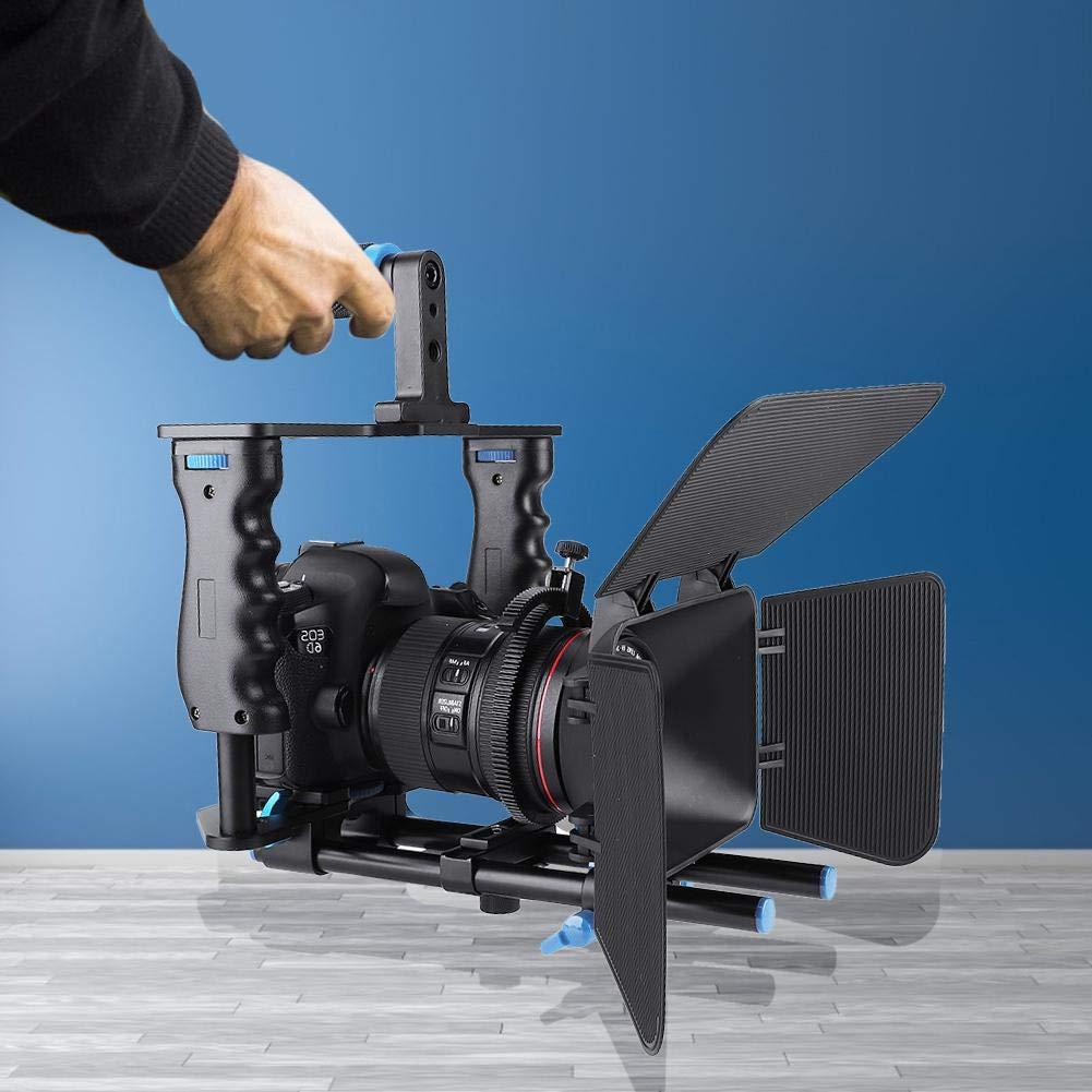 Equipo de sistema de toma de video cinematográfico profesional ...